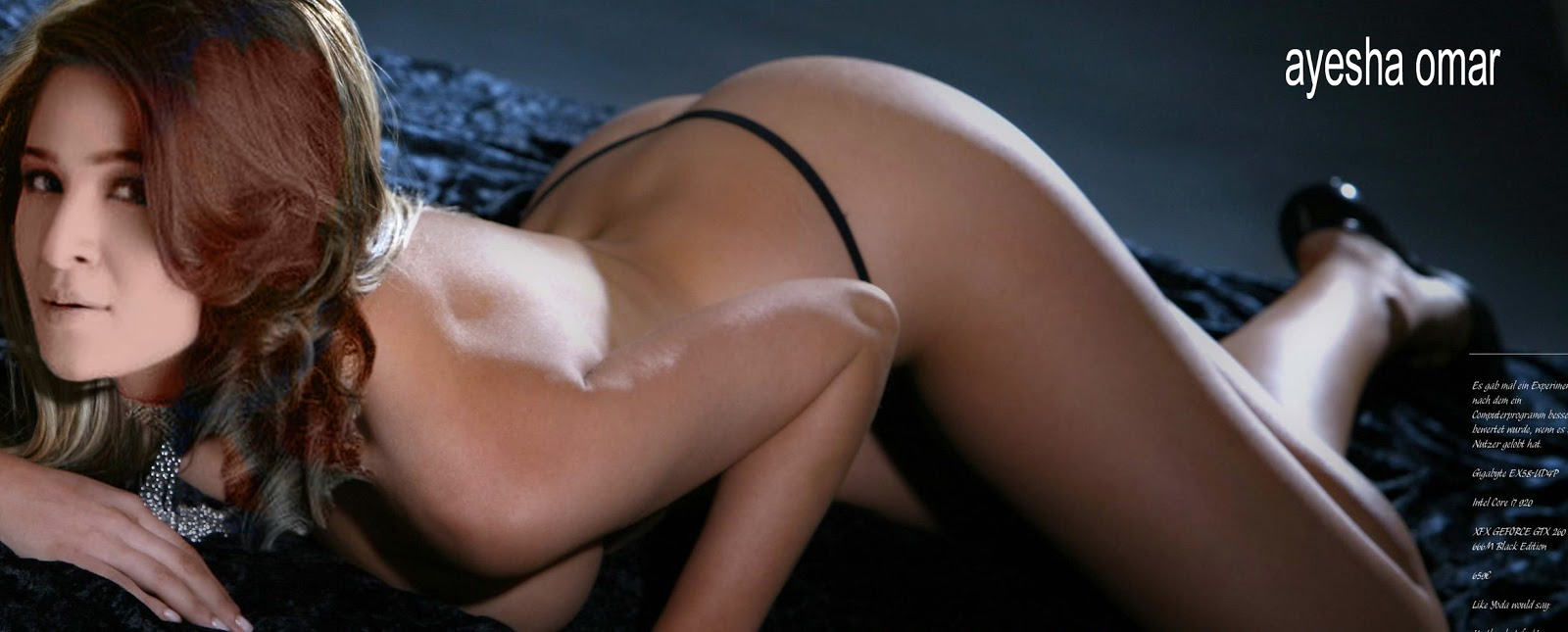 Ayesha Omar Hot