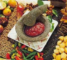 sambal, cocolan lezat indonesia
