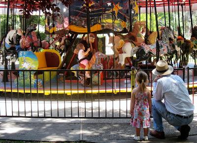 pixie woods carousel