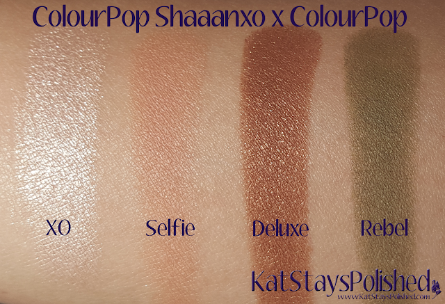 Shaaanxo x ColourPop | Kat Stays Polished