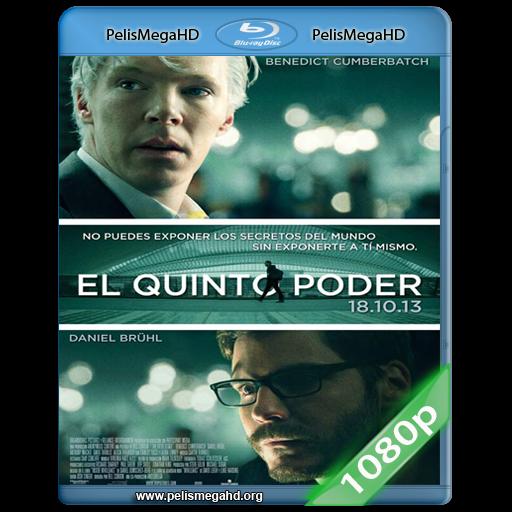 EL QUINTO PODER (2013) FULL 1080P HD MKV ESPAÑOL LATINO