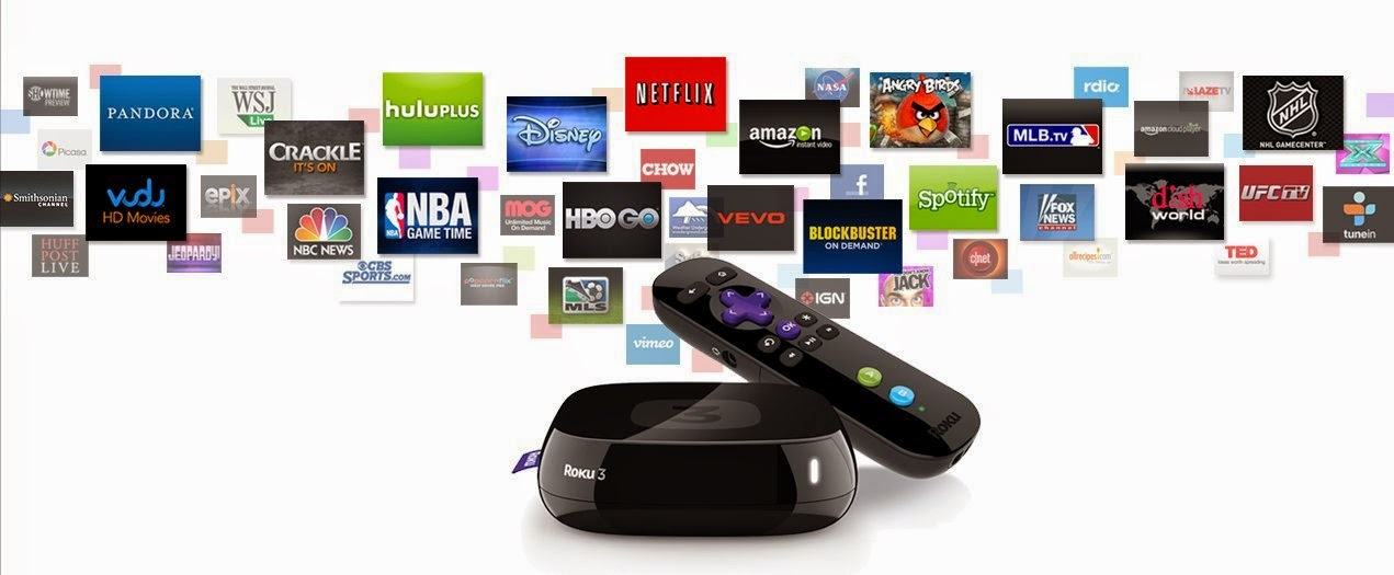 Roku 3 Streaming Media Player Reviews