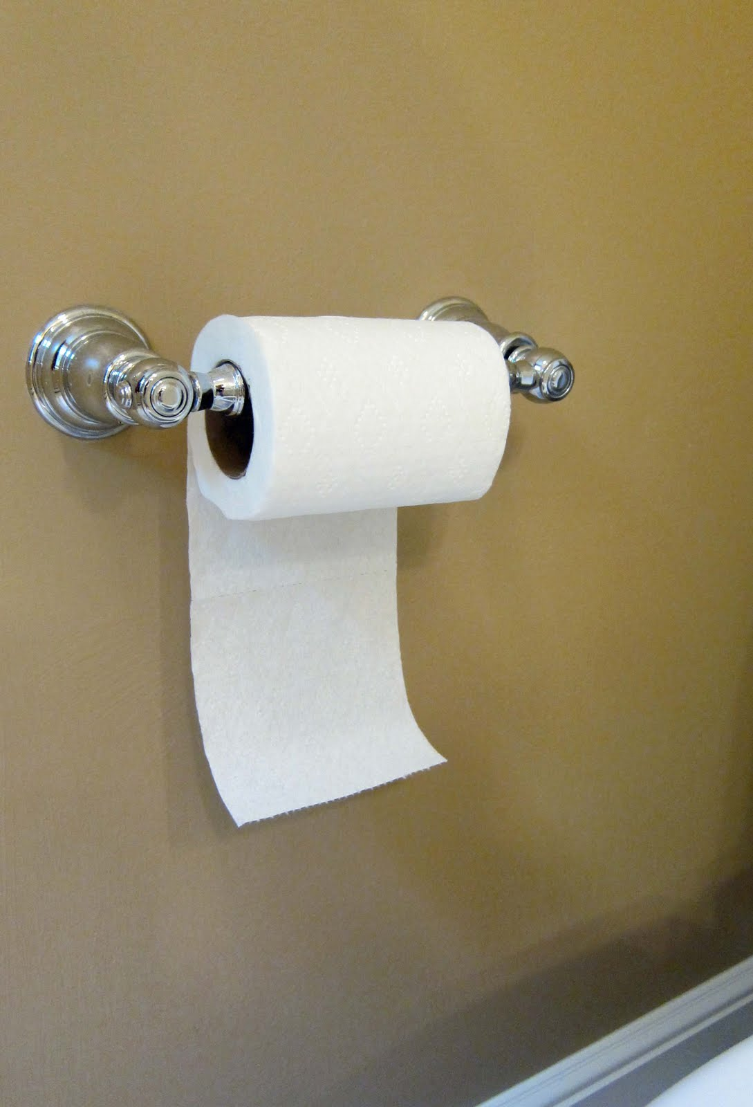 ToiletPaper holder to be tried as adult