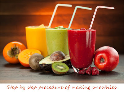 How to Make Perfect Healthy Smoothies