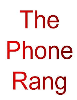 The Phone Rang.