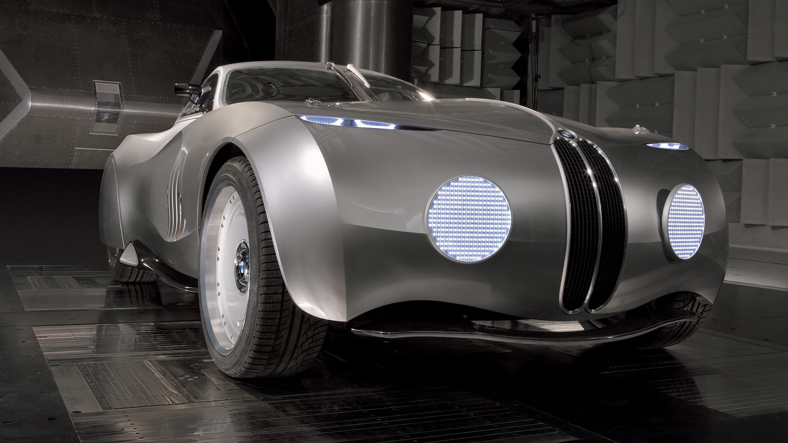 BMW Mille Miglia Old Timer