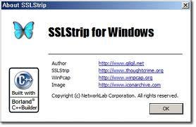 Cara Instal SSLStrip Pada Backtrack