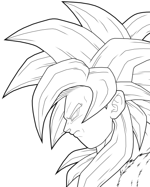 DIBUJOS DE DRAGON BALL Z: DIBUJOS DE DRAGON BALL PARA ...