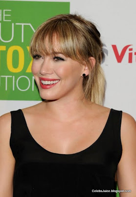 "Hilary Duff – ""The Beauty Detox Solution"" Book Launch Party-3"