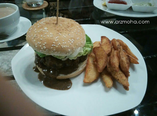 AB Cafe Big Boss Burger, AB Cafe,
