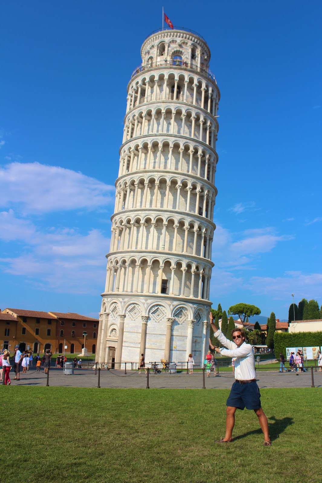 Nemo S Great Adventure The Leaning Tower Pisa Italy