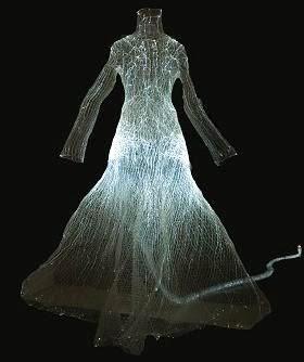 robe fibre optique