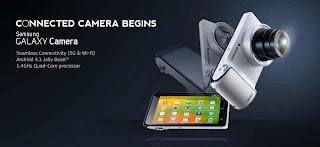 Spesifikasi Samsung GALAXY Camera GC100 - Berita Gadget.