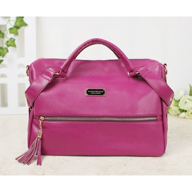 JESSICA MINKOFF BAG - PURPLE