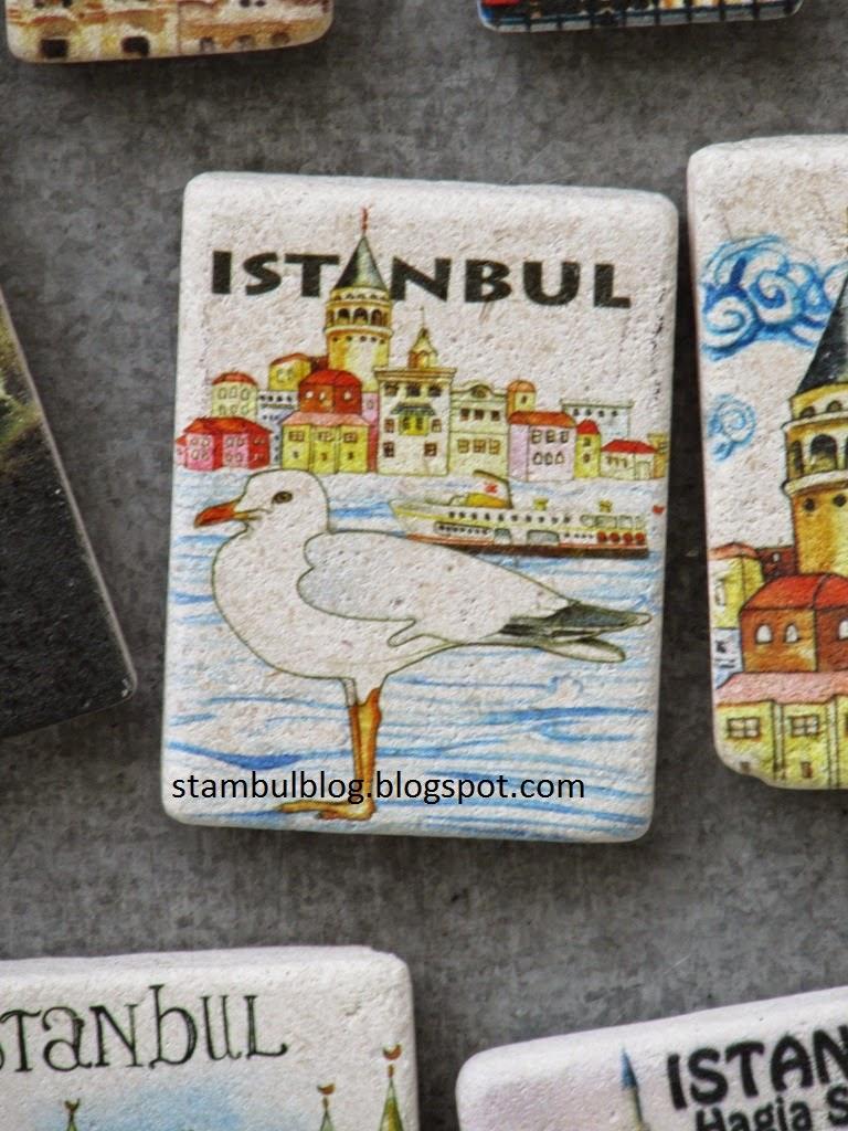 магниты из Турции