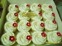 Cupcakes 16 pcs@RM32