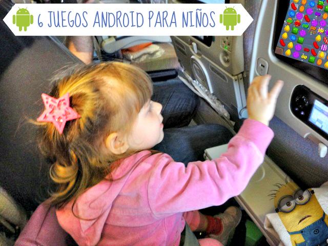 6 Juegos Android para niños gratis y offline
