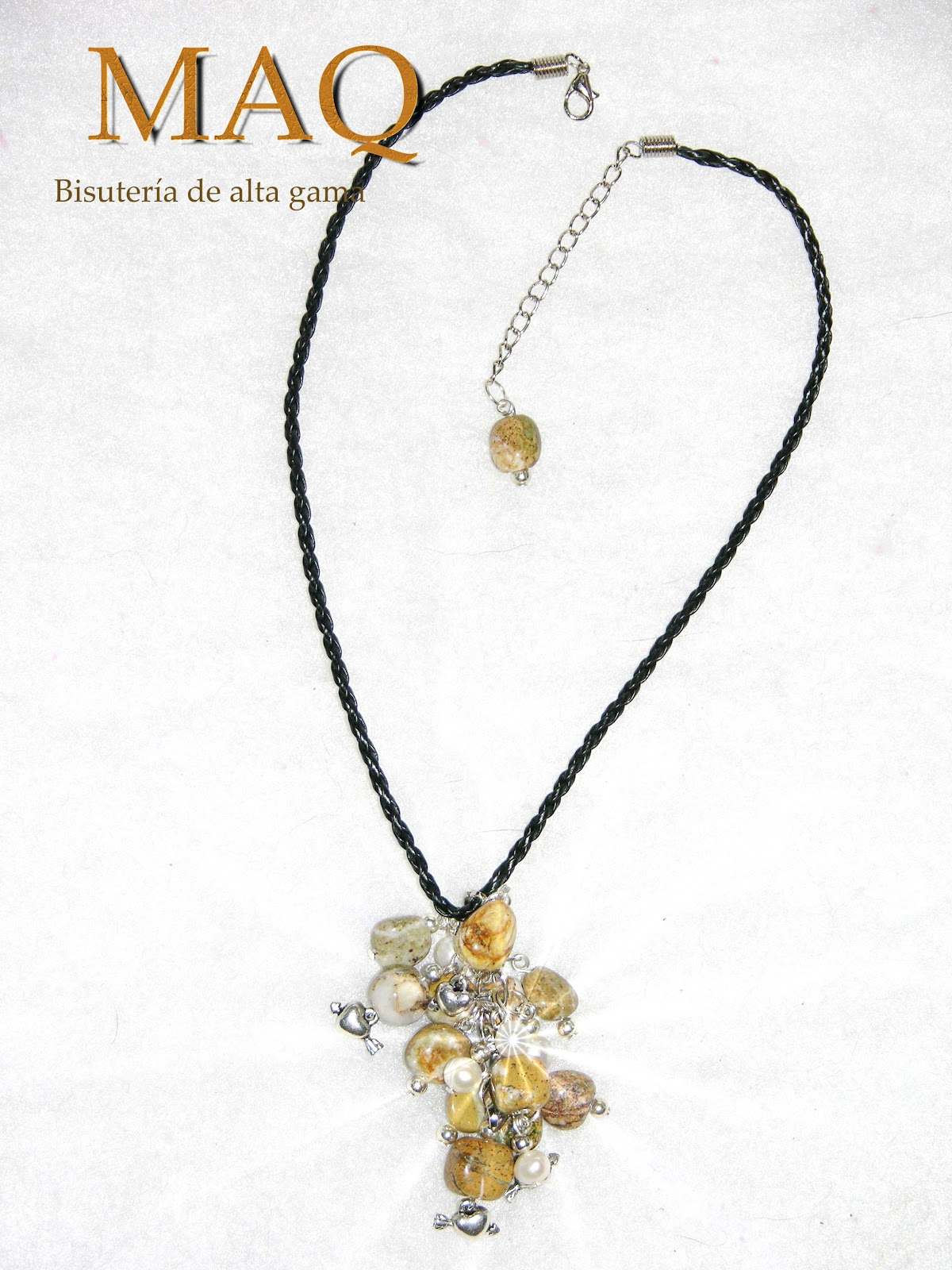 Colgantes originales beautiful plata esterlina pandocci signature necklace clear cz para woemn - Colgantes originales ...