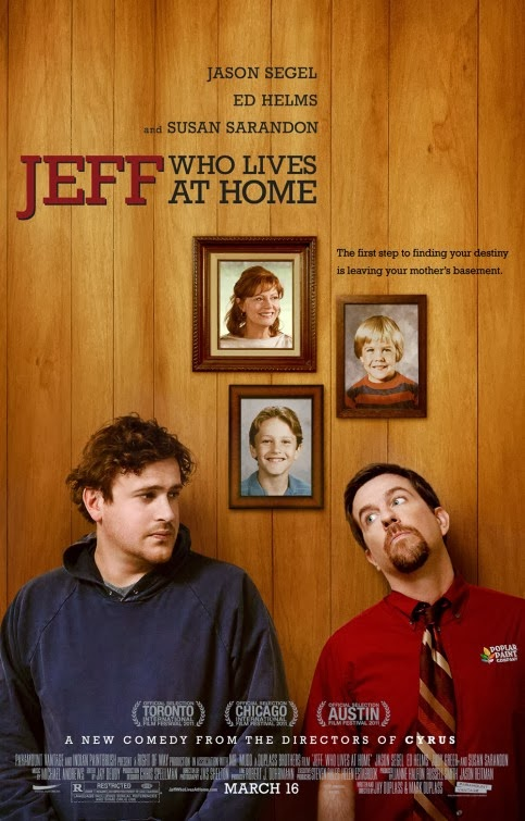 Jeff, Who Lives at Home (2011) BluRay