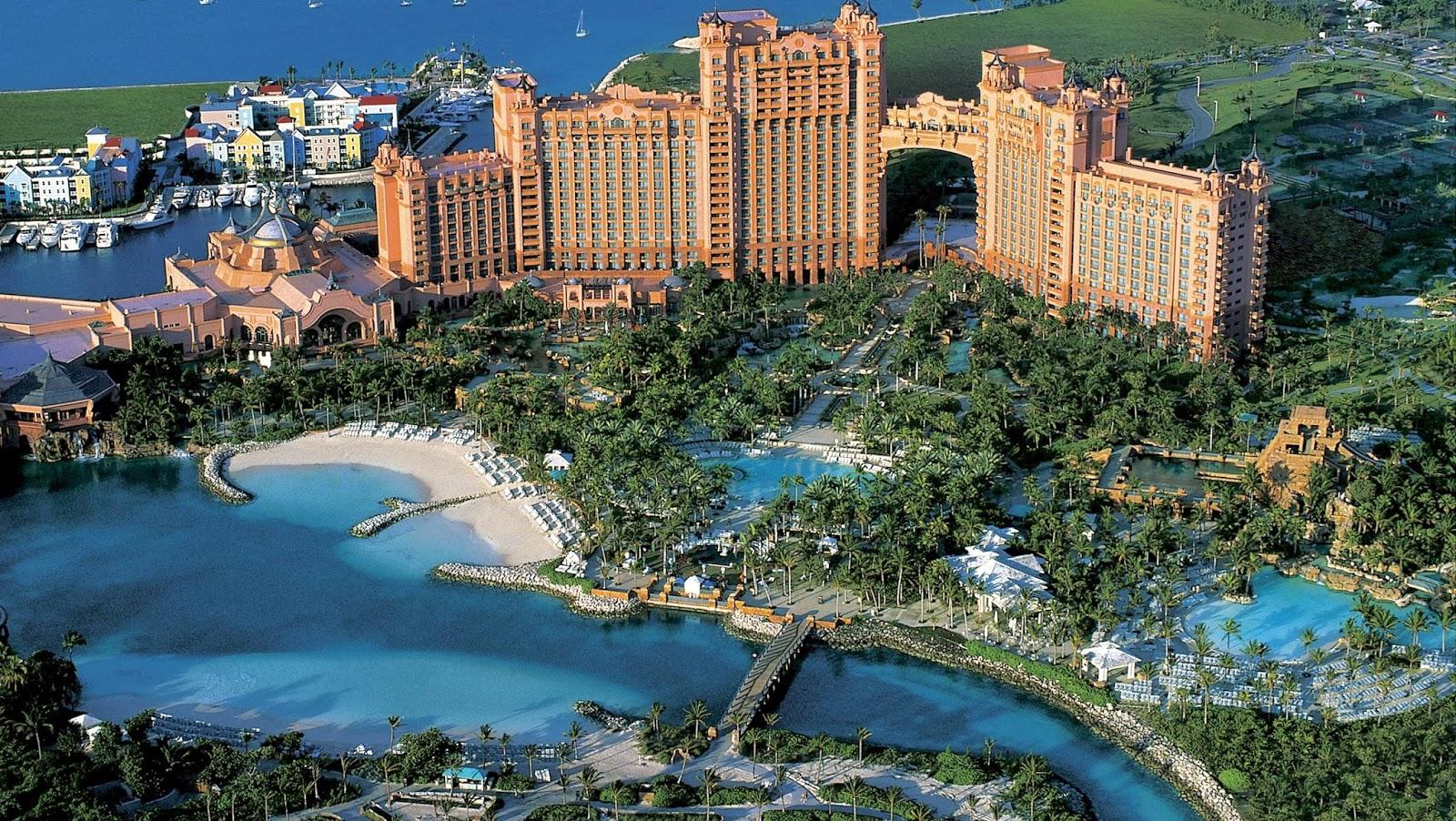 Te Muestro: Nassau, el corazón de Bahamas !!
