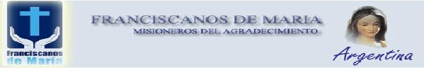 Franciscanos de María Argentina