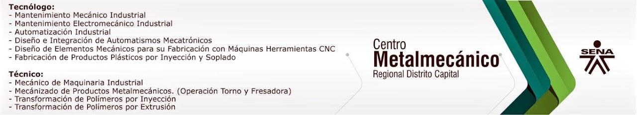 Centro Metalmecánico - SENA Regional Distrito Capital