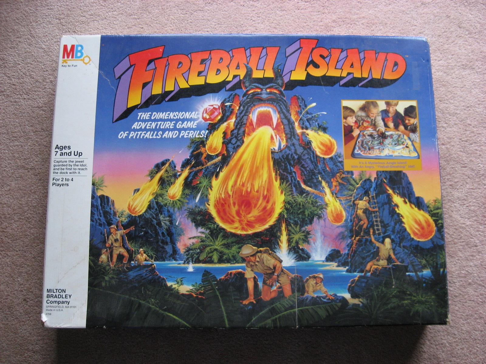 fireball games