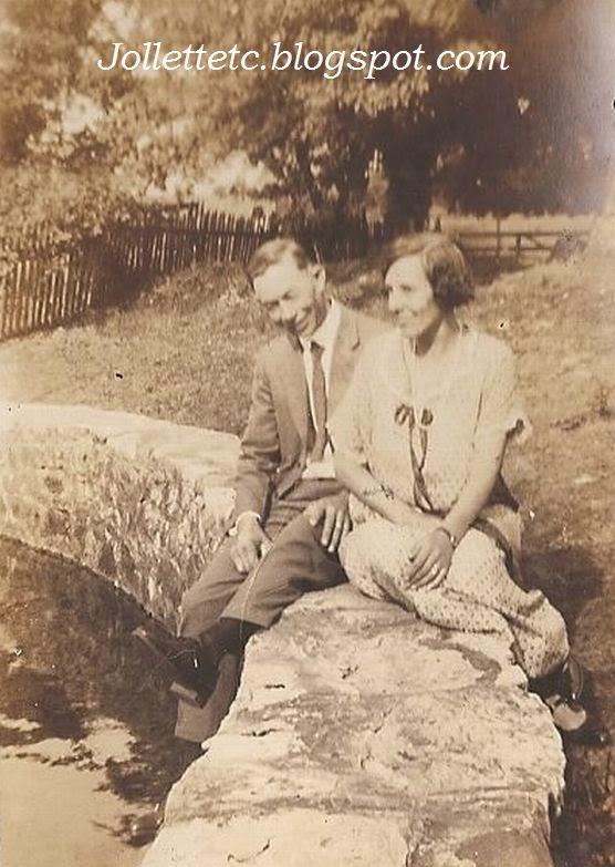 Wesley and Minnie Sullivan Breeden 1923  http://jollettetc.blogspot.com