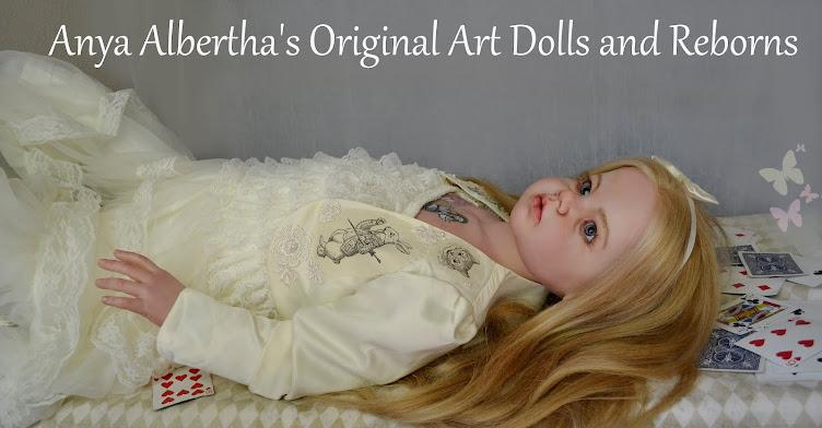 Anya's Originals  Reborns and OOAK Art  Dolls