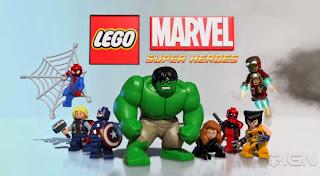 Game Lego Marvel Super Heroes Full Version