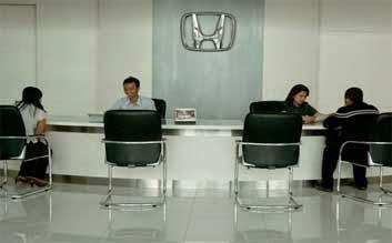 Showroom Honda Ahmad Yani Bandung