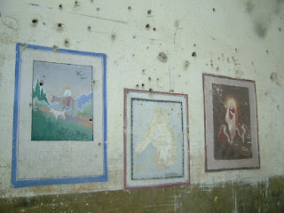 Τα κελιά της Τρίπολης όπου φυλακίζονταν οι Έλληνες απο τους Γερμανούς