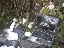 Foto Kecelakaan Pesawat Sukhoi
