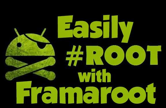 Root Android dengan Framaroot APK Terbaru