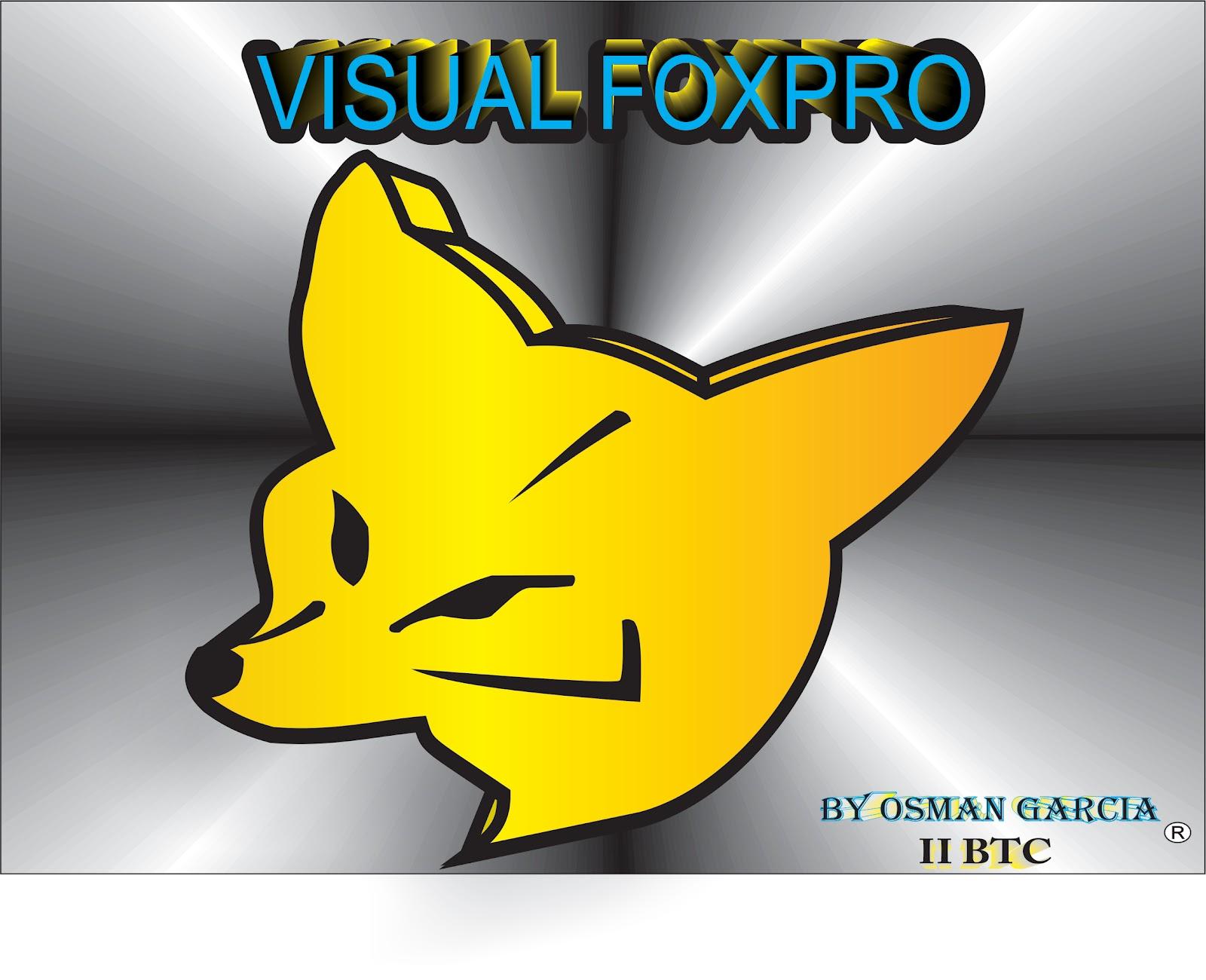 comandos foxpro: