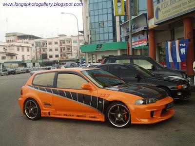 Honda Civic EG Hatchback