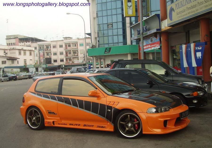 Long's Photo Gallery: Honda Civic EG Hatchback