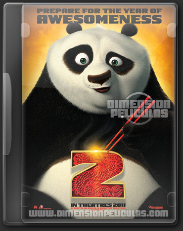 Kung Fu Panda 2 (BRRip Inglés Subtitulado) (2011)