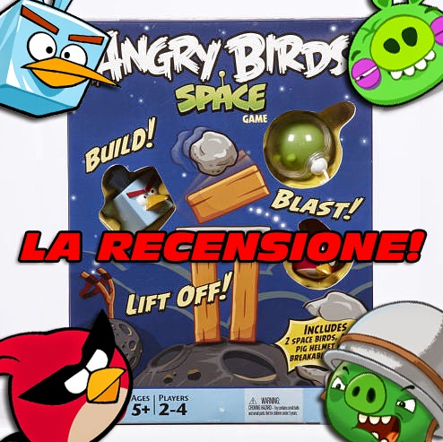 Angry birds space il gioco da tavolo uccellacci e porcellini giocomagazzino la lega del - Angry birds gioco da tavolo istruzioni ...