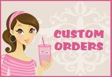 Custom Orders Button