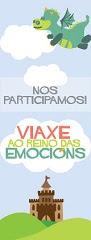 NESTE CURSO TEMOS UNHA VIAXE AO REINO DAS EMOCIÓNS!!!