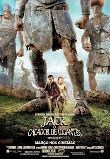 Pôster nacional e crítica de JACK - O CAÇADOR DE GIGANTES (Jack the Giant Slayer)