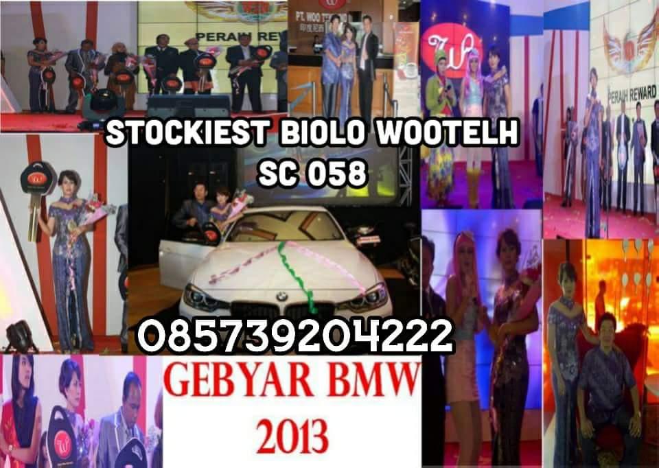 GEBYAR BMW  2013 ,Penghargaan Reword yang membuat saya bangga menjadi distributor wootekh