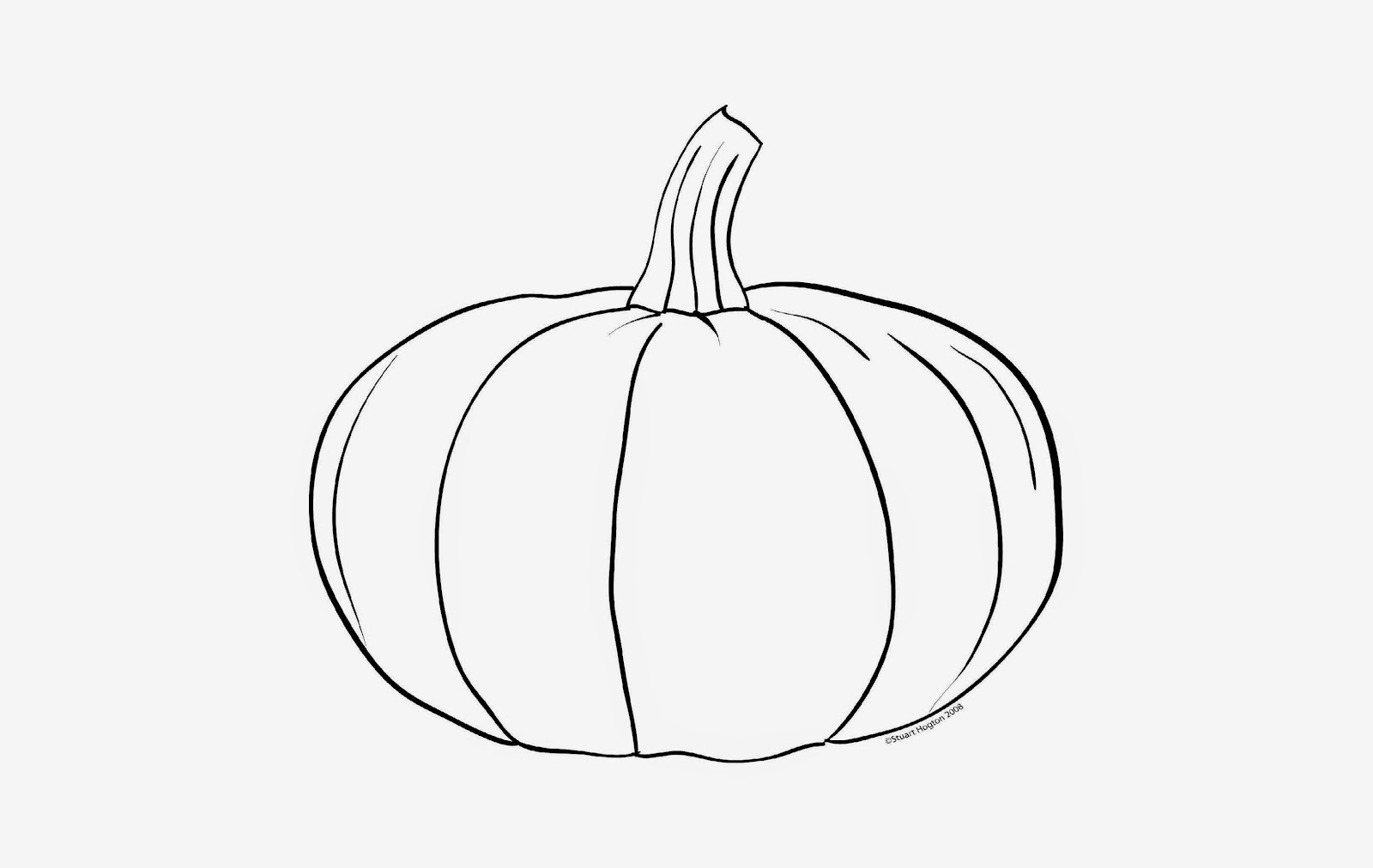 Pumpkin coloring sheet free coloring sheet for Pumpkin coloring pages free printable