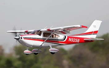 BlitzRCWorks Red Flight Trainer Master Pro Image