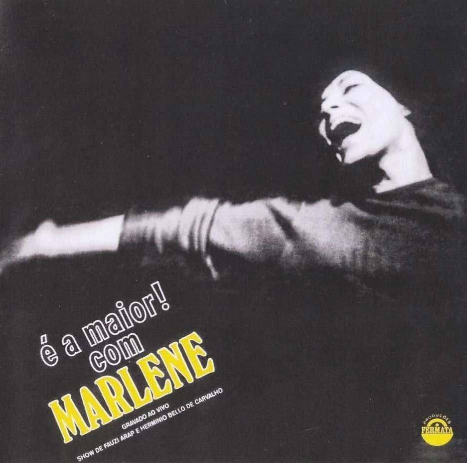 Capa do LP 'É a maior!' (Fermata/1970)