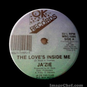 JA'ZIE - The Love's Inside Me