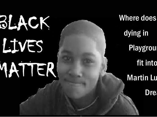 BLACK LIVES MATTER: In Memory Of Tamir And MLK-January 18th, 5:30 - 6:30PM