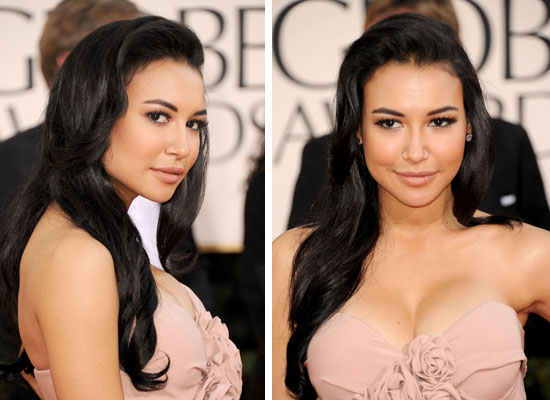 Hollywood actress breast implants