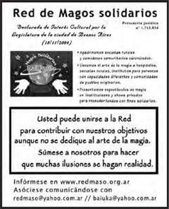 Red de Magos Solidarios